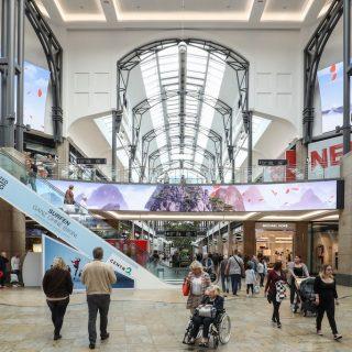 Centre commercial Centro à Oberhausen