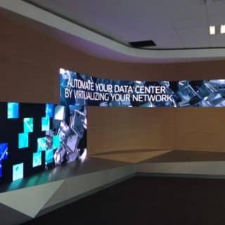 affichage dynamique showroom