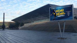 Écran géant extérieur led publicitaire de Rouen