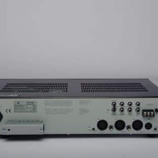Connectiques amplificateur mélangeur