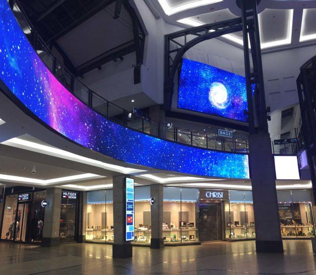 Ecran géant LED intérieur
