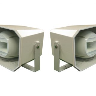 Haut-parleur EN 54-24 chambre de compression pour sonorisation alarme