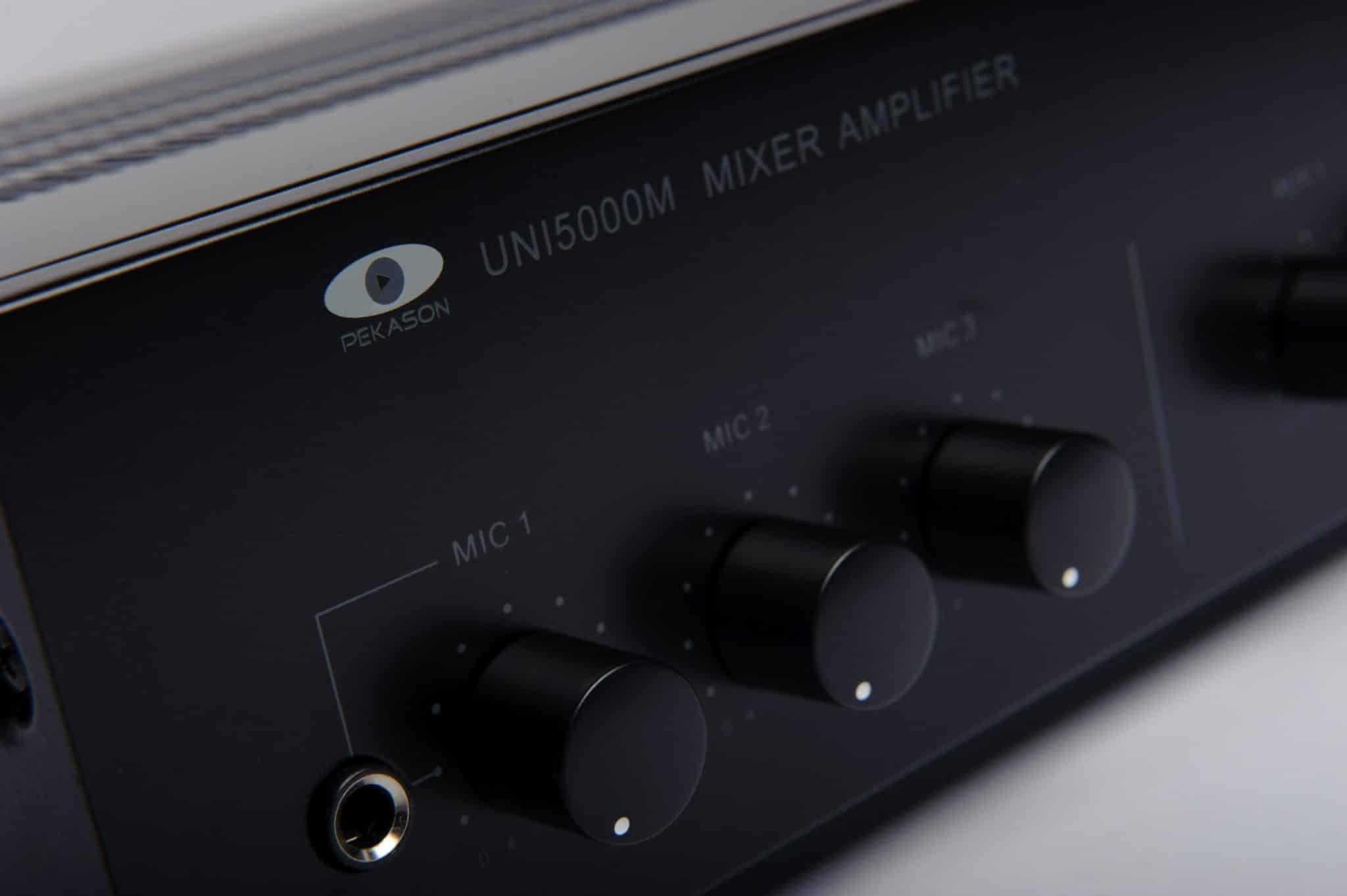 Sonorisation L100V amplificateur