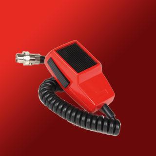Microphone pompier sonorisation évacuation