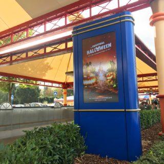 Totem video à Disney