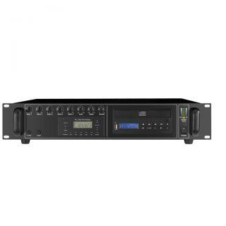 Amplificateur mélangeur avec sources intégrés