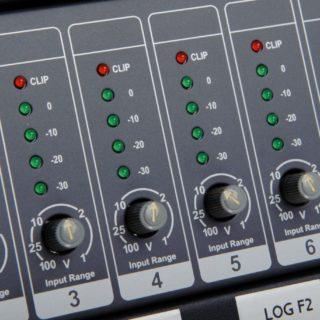 Pré ampli et matrice audio