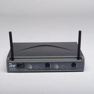 Récepteur double micro UHF