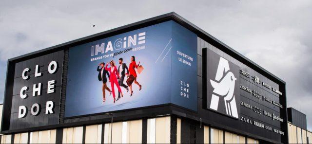 écran géant LED extérieur Luxembourg