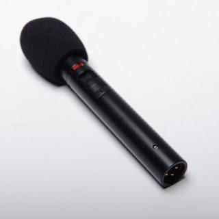 Microphone filaire main pour sonorisation ligne 100v