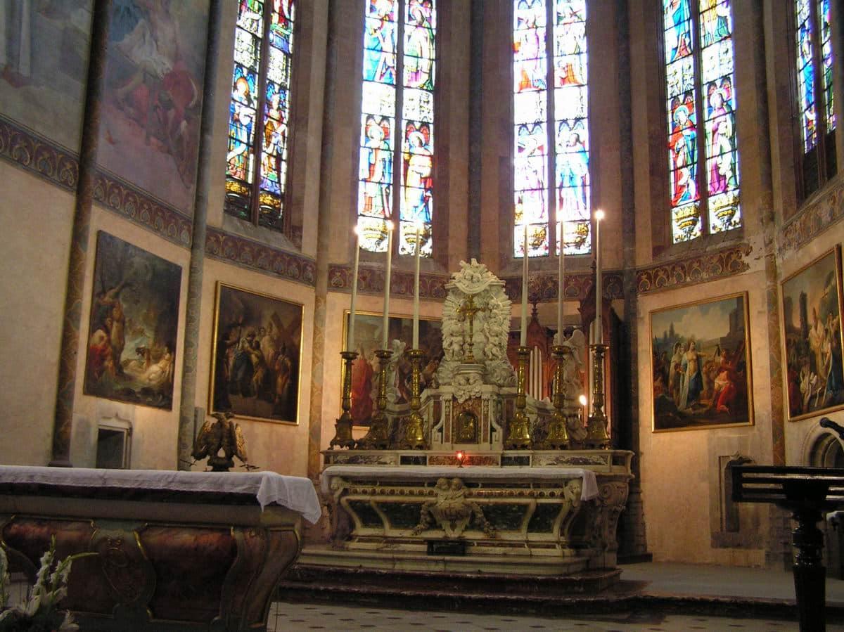Sonorisation église en France