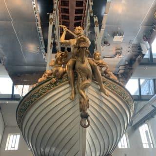 Canot de l'empereur à Brest