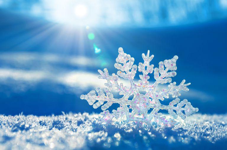 Ecran geant en hiver gestion de la temperature